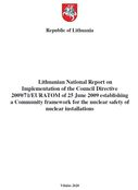 National Report on Implementation of the Council Directive 2009/71/EURATOM (2020)